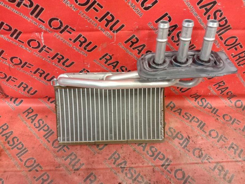 Радиатор отопителя Bmw X5 E70 N55B30 2010