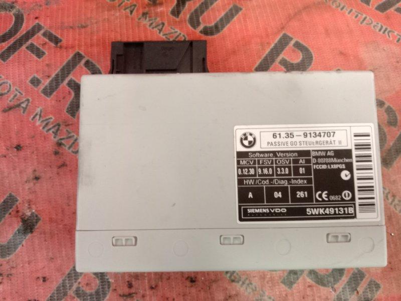 Блок управления Bmw X5 E70 N55B30 2010