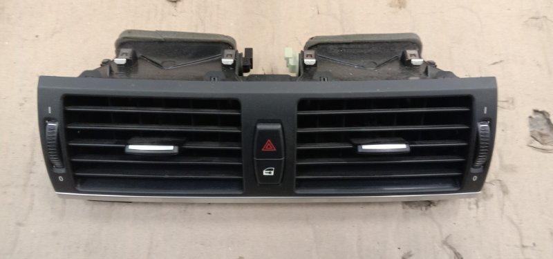 Дефлектор воздушный Bmw X5 E70 N55B30 2010 передний