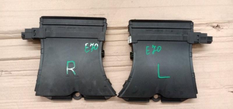 Радиатор отопителя Bmw X5 E70 N55B30 2010 задний