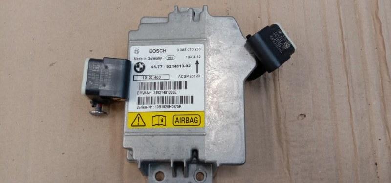 Блок управления air bag Bmw X5 E70 N55B30 2010
