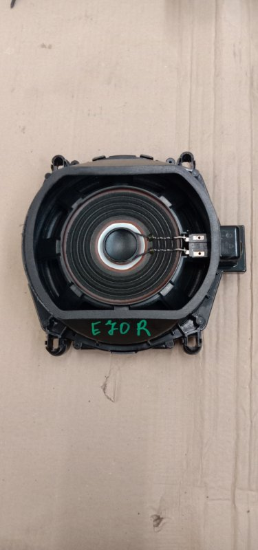 Динамик Bmw X5 E70 N55B30 2010 правый
