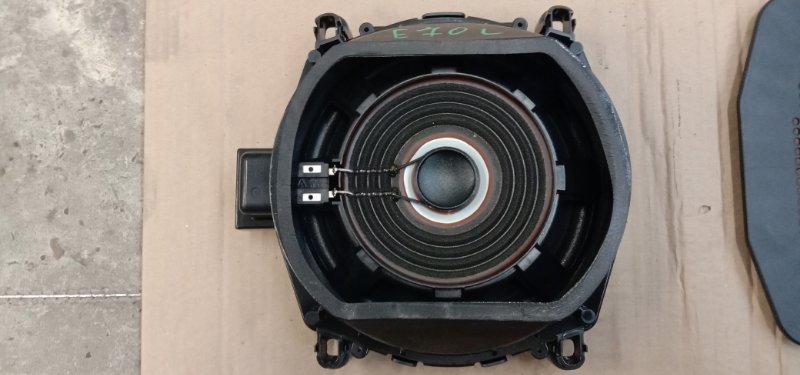 Динамик Bmw X5 E70 N55B30 2010 левый