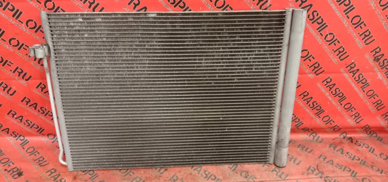 Радиатор кондиционера Bmw X5 E70 N55B30 2010