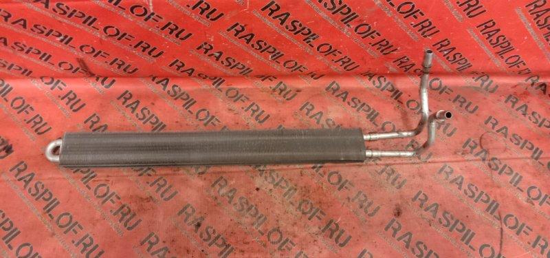 Радиатор масляный Bmw X5 E70 N55B30 2010