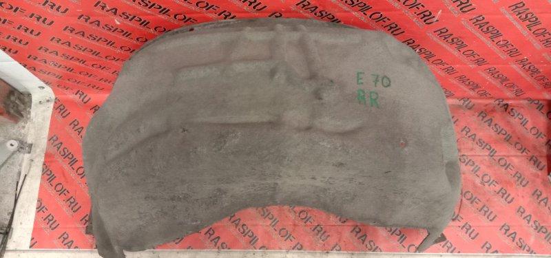 Подкрылок Bmw X5 E70 N55B30 2010 задний правый