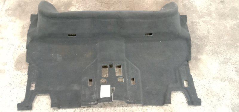 Ковер пола Bmw X5 E70 N55B30 2010 задний