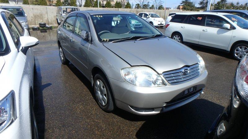 Автомобиль Toyota Corolla NZE121 1NZ-FE 2001 года в разбор