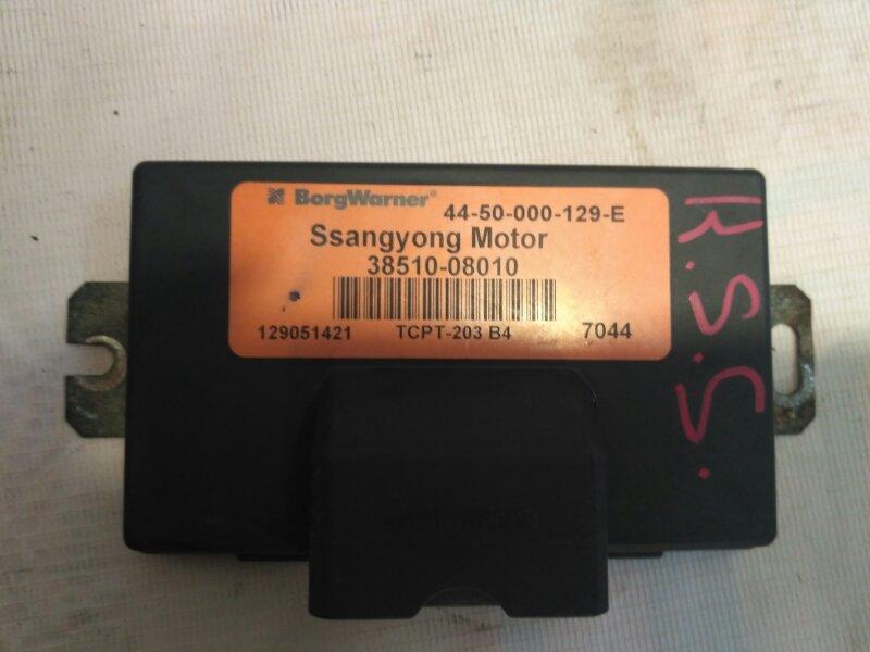 Блок электронный Ssang Yong Kyron DJ G23D 2005