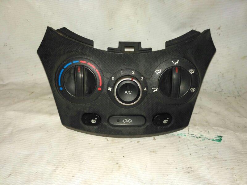 Блок управления отопителем для Hyundai Solaris/Accent IV 2010>