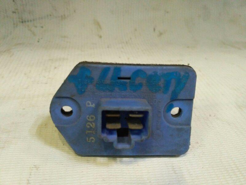 резистор отопителя Chevrolet Lachetty