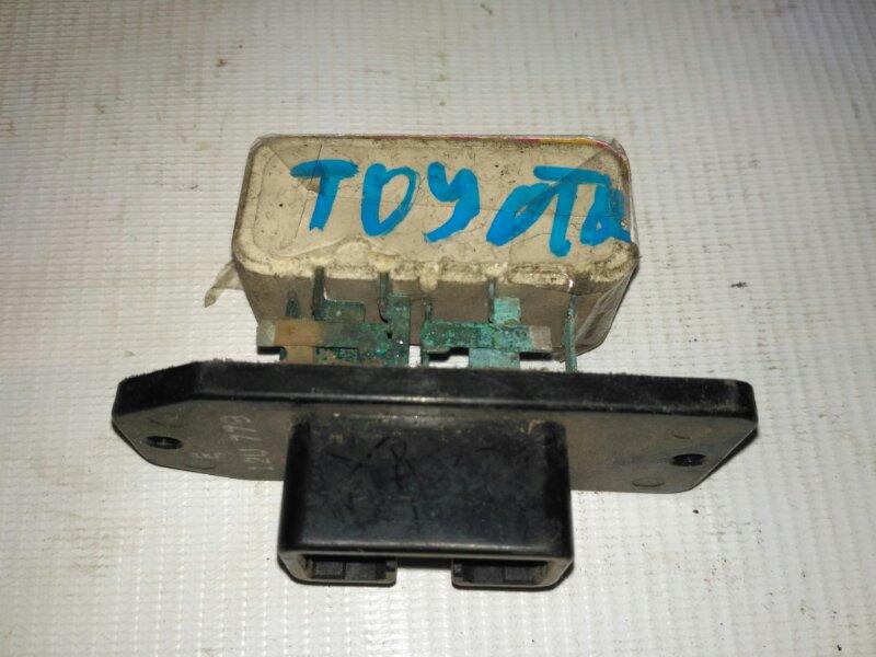 Регулятор печки Toyota