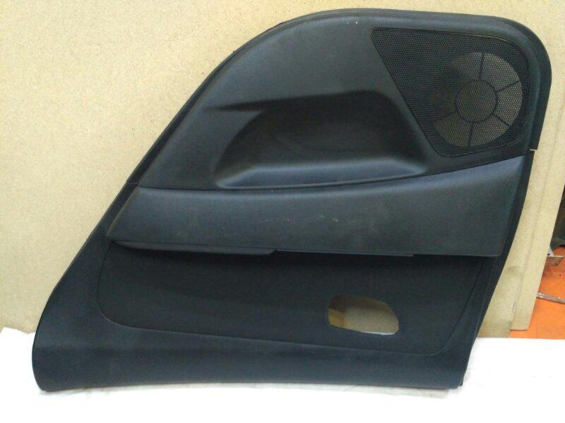 Обшивка двери Hyundai Elantra 2006 задняя правая