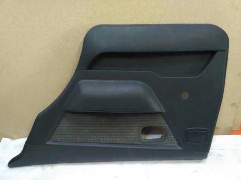 Обшивка двери Daewoo Nexia 1995 задняя правая