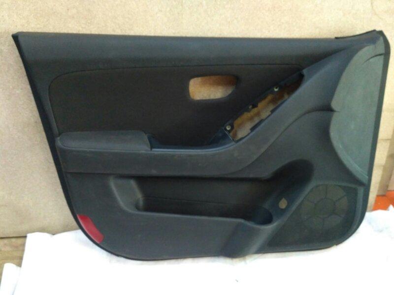 Обшивка двери Hyundai Elantra 2006 передняя левая
