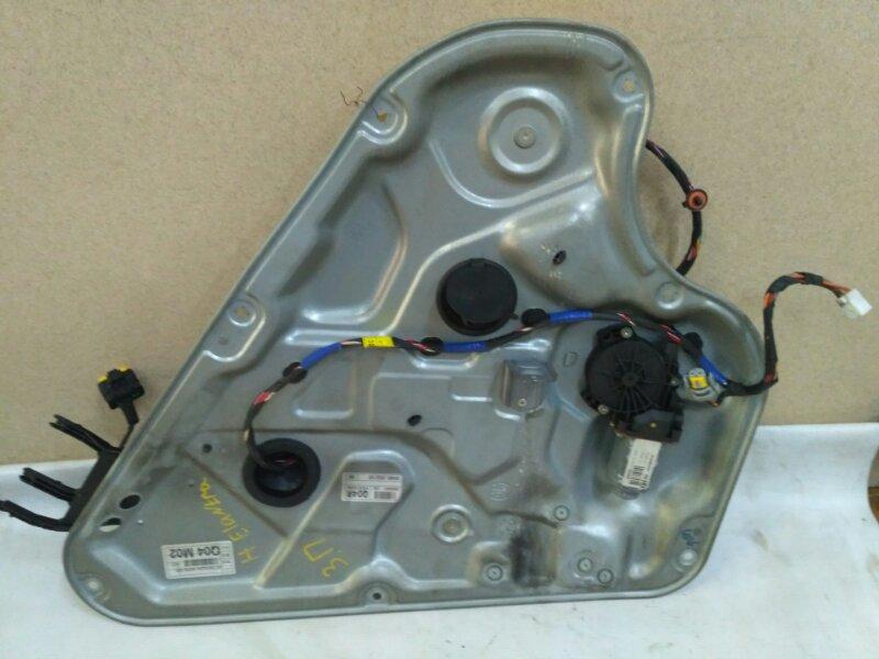 Стеклоподъемник электр. задний правый для Hyundai Elantra 2006-2011