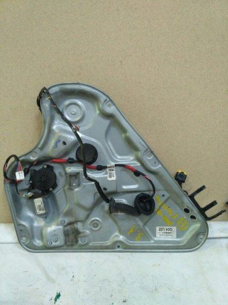 Стеклоподъемник электр. задний левый для Hyundai Elantra 2006-2011