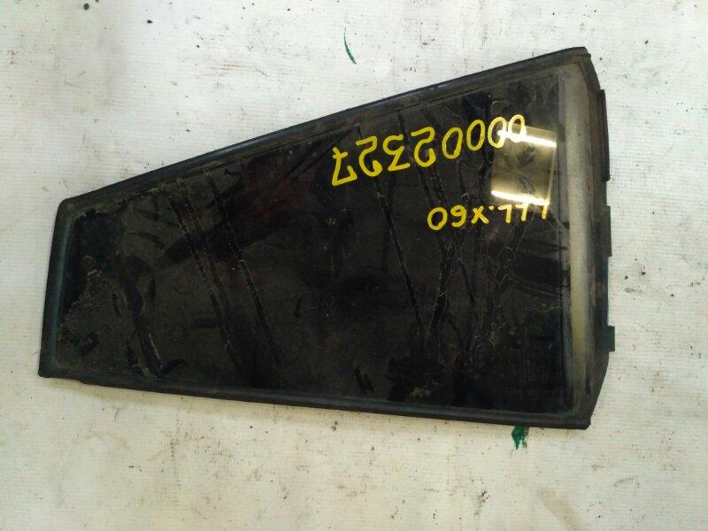 Стекло (треугольник) Lifan X60 LFB479Q с 2012 заднее левое