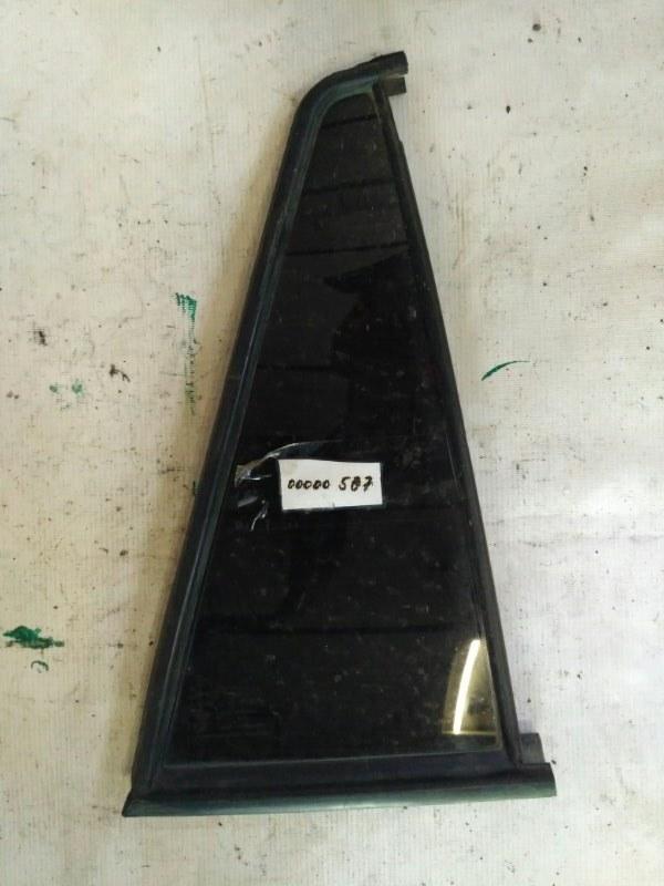 Стекло (треугольник) задний правый Daewoo Nexia