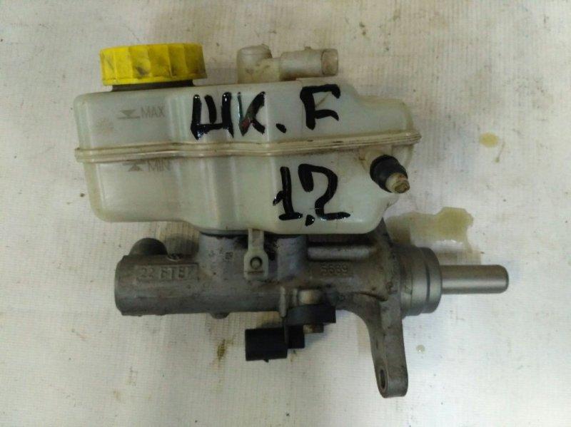 Главный тормозной цилиндр Skoda Fabia 5J2 CGPA 2010