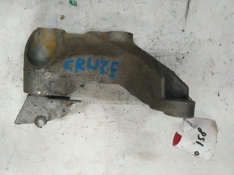 Кронштейн КПП левый Chevrolet Cruze