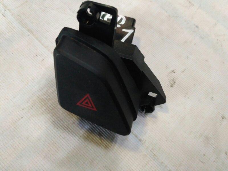 Кнопка аварийной сигнализации Hyundai I30 FD G4FC 2007