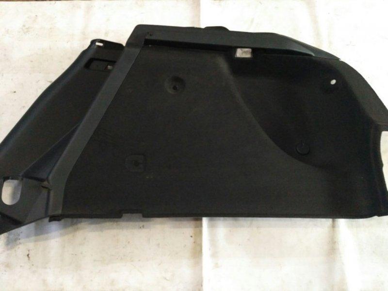 Обшивка багажника Chevrolet Cruze 2009 правая