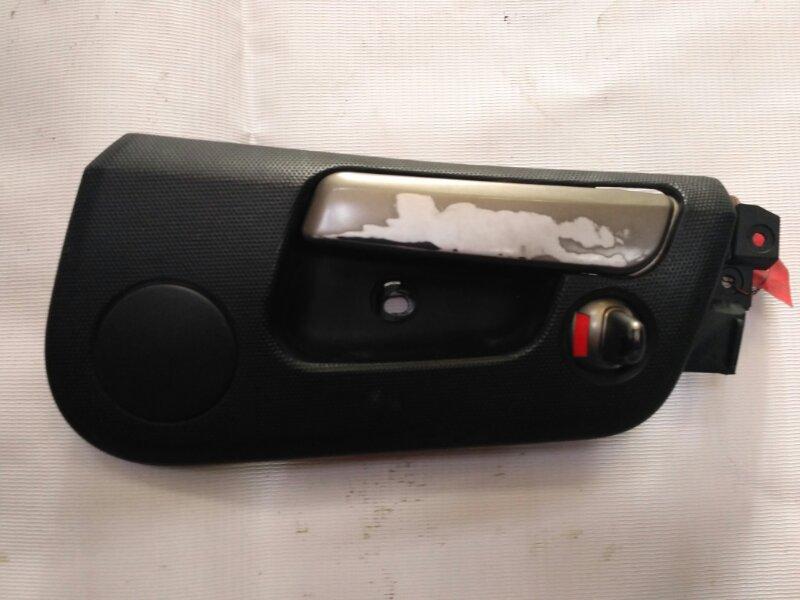 Ручка двери внутр. Ssang Yong Kyron DJ G23D 2005 задняя левая