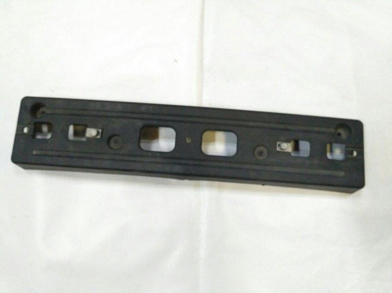 Накладка переднего бампера под номер Chevrolet Cruze 2009