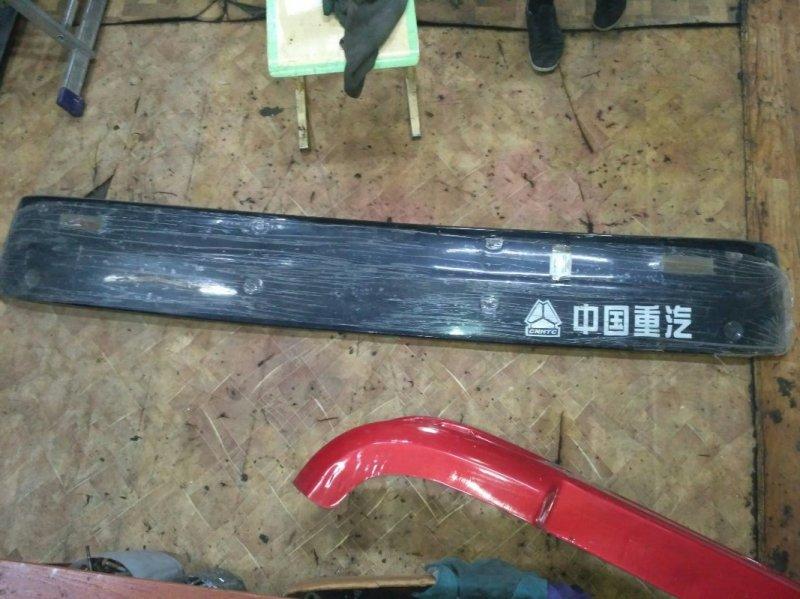 Бампер Shaanxi F2000 1998 передний