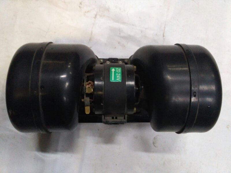 Мотор системы отопления кабины Shaanxi F2000 1998