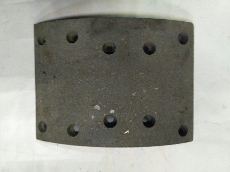 Накладка тормозная Man F2000 передняя нижняя