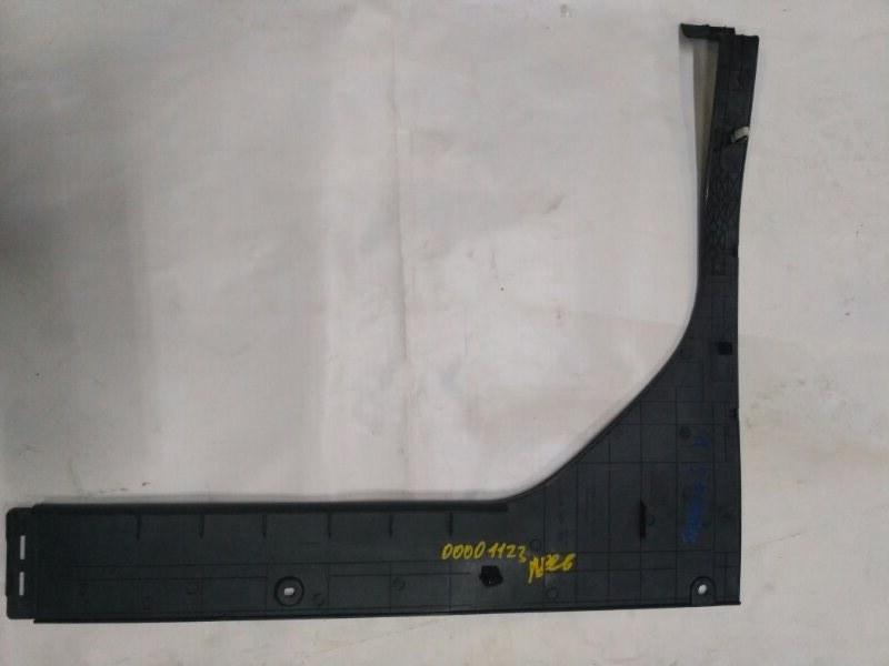 Накладка спинки заднего сидения левая Hyundai Solaris