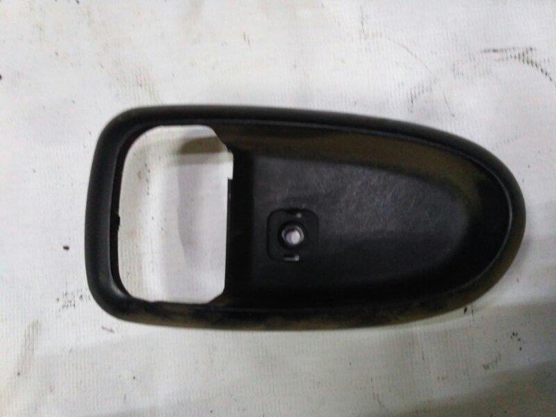 Накладка ручки внутренней Hyundai Sonata EF G4GC 2001 передняя правая