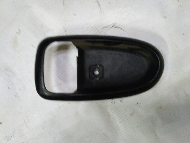 Накладка ручки внутренней Hyundai Sonata EF G4GC 2001 задняя правая