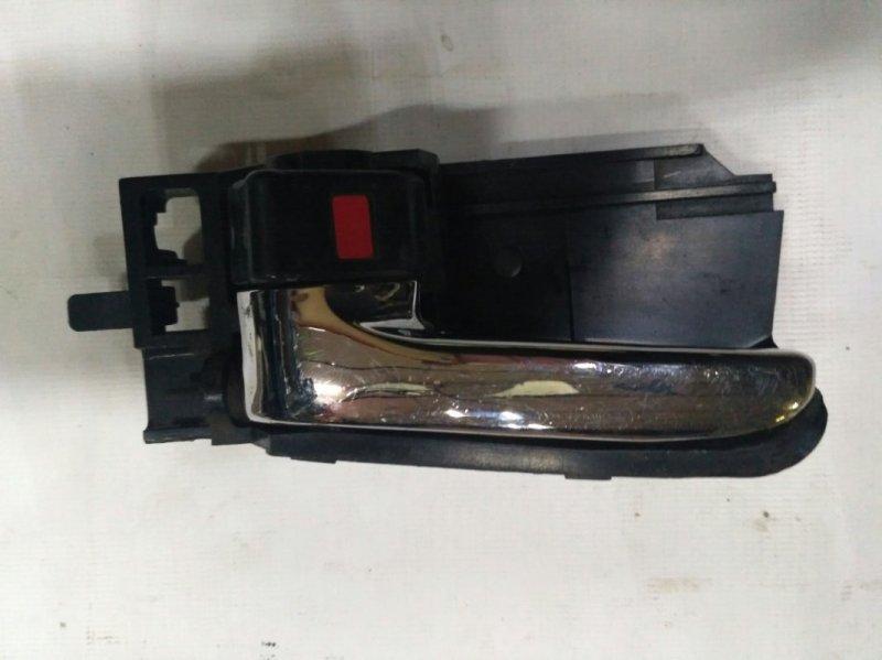 Ручка двери внутренняя Lifan Solano 620 LF481Q3 2010 левая
