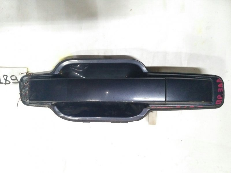Ручка двери внешняя Ssang Yong Kyron DJ G23D 2005 задняя правая