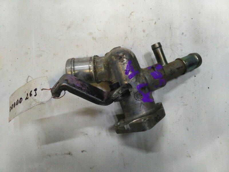 Фланец двигателя системы охлаждения для Hyundai Solaris/Accent IV