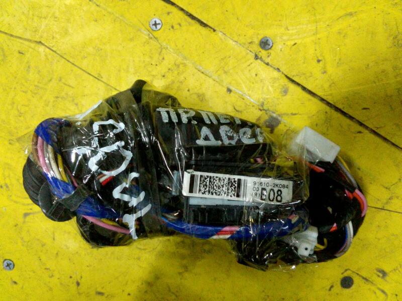 Проводка двери Kia Soul 2009 передняя правая