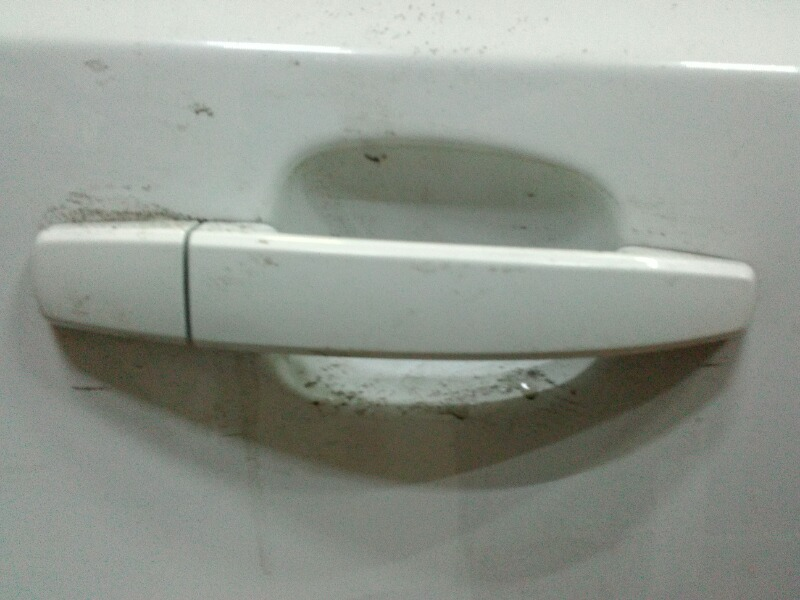 Ручка двери внешняя Chevrolet Cruze XUFJA696JB3 F16D3 2009 задняя правая