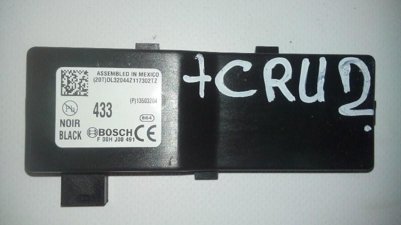 Блок управления центральным замком Chevrolet Cruze XUFJA696JB3 F16D3 2009