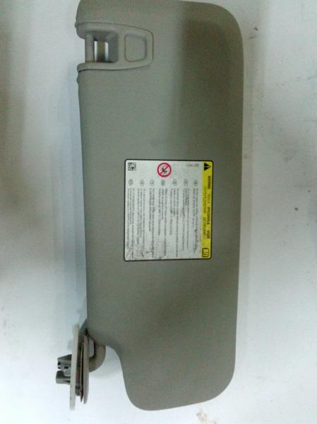 Козырек солнцезащитный (внутри) Chevrolet Cruze XUFJA696JB3 F16D3 2009 правый