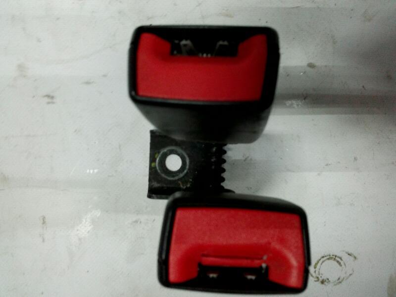 Ответная часть ремня безопасности Chevrolet Cruze XUFJA696JB3 F16D3 2009 задняя левая