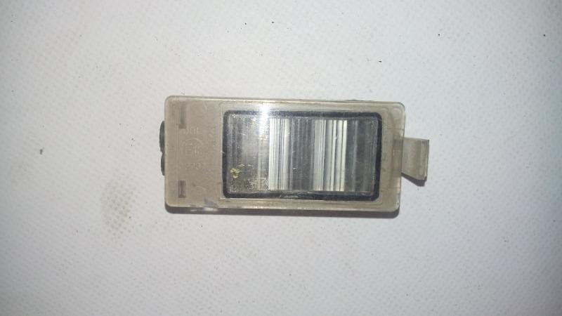 Фонарь подсветки номера Daewoo Nexia 1995 задний