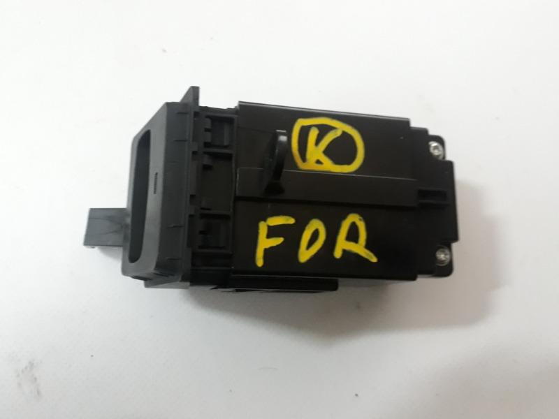 Блок электронный Kia Forte 2009