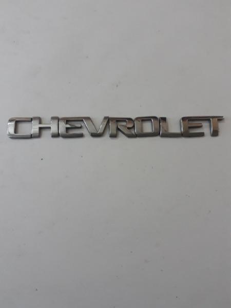 Эмблема Chevrolet Lacetti 2003