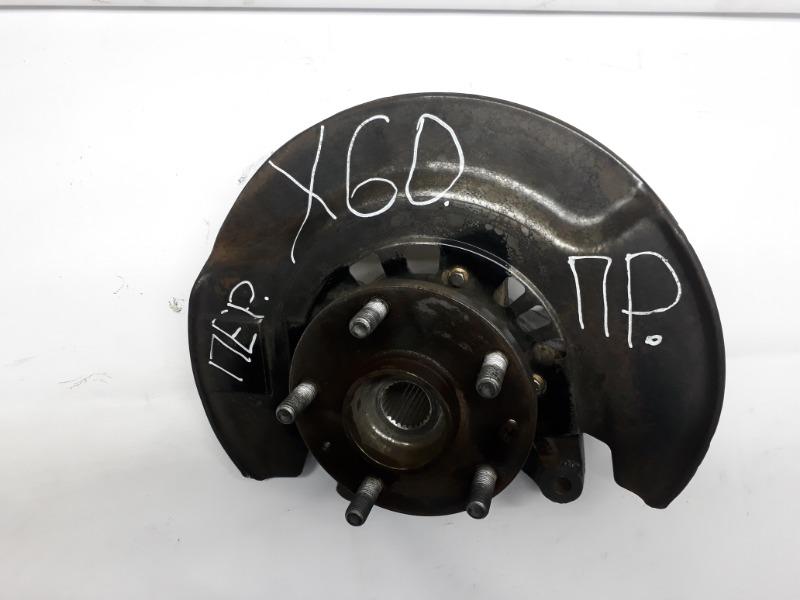 Кулак поворотный Lifan X60 LFB479Q с 2012 передний правый