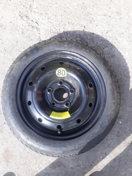 Диск запасного колеса (докатка) Kia Forte СЕДАН G4FC 2009