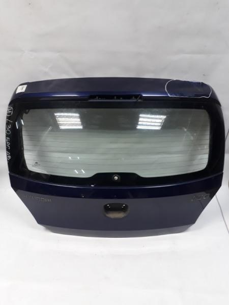 Дверь багажника со стеклом Hyundai I30 FD G4FC 2007