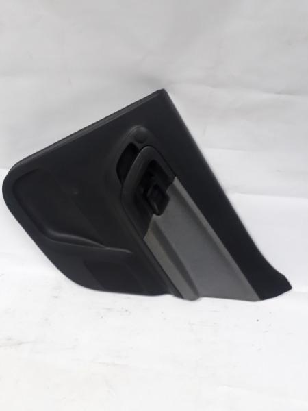 Обшивка двери Skoda Fabia 5J2 CGPA 2010 задняя правая